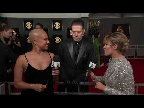 Ghost Red Carpet Interview | 2019 GRAMMYs