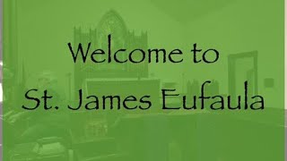 St James Eufaula Morning Prayer February 28, 2021