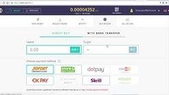 Cubits Tutorial - Konto Erstellung + Bitcoin Kauf - Melchionda Network