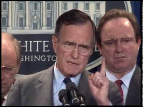 Press Conference Regarding the Exxon Valdez Oil Spill - 07 April 1989