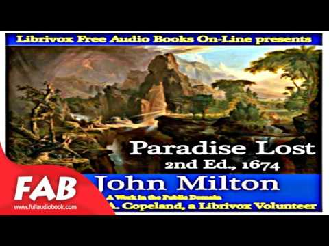 Paradise Lost version 2 Full Audiobook by John MILTON by Poetry, Epics Fiction