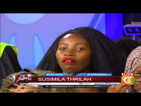 10 OVER 10 |Susimila performing live