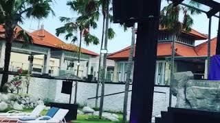 Cool Beach club in Bali travel in Indonesia 2018