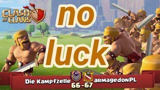 Die Kampfzelle vs armagedonPL | war recap | win streak 0 | best of clan war | COC clash of clans 201