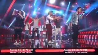 Behrang Miri - Jalla Dansa Sawa - Melodifestivalen 2013 Andra Chansen Lyrics