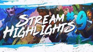 STREAM HIGHLIGHTS #9! (Best of Myth - Fortnite)