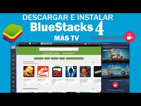 Descargar BlueStacks V4 Para PC Full En Español 2019 | El Mejor Emulador De Android (BlueStacks)