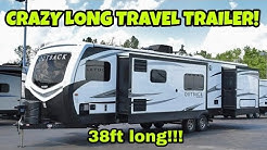 A 38ft Long Travel Trailer?? Check out this behemoth RV!