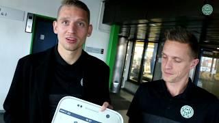 VFF donerer 40.000 til Danske Hospitalsklovne