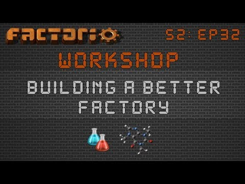 Modular Science Builds / Setups :: Factorio Workshop Season 2 - Building A Better Factory