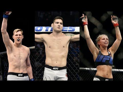 Новый соперник Волкова на UFC в Москве, Вайдман о завершении карьеры, Пэйдж ВанЗант бросили вызов