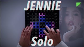 JENNIE - 'SOLO' M/V (Blackpink) / Launchpad Cover + Project File (UniPad)