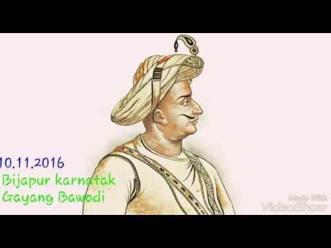 Tipu sultan Bijapur