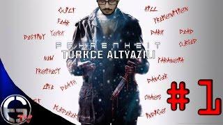 Nostalji : Fahrenheit Türkçe Altyazılı Bölüm 1 : Ne Yaptım Ben ?