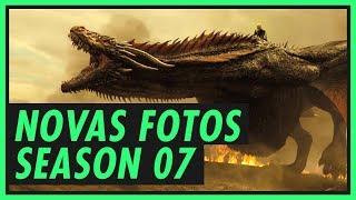 Live pra discutir as novas fotos da sétima temporada de Game of Thrones! ▻ LINKS Vídeo sobre as outras fotos já divulgadas ...