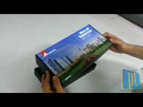 Emirates Animated Presenter Box - Electroluminescent