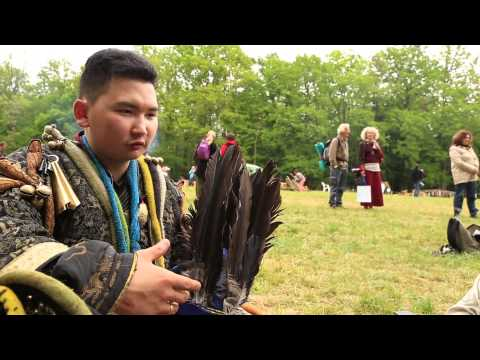 Chamanisme mongol