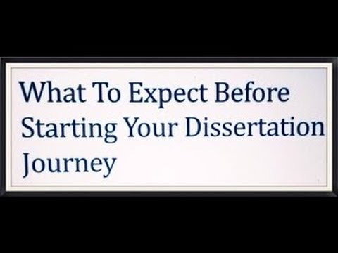 Time Management From Proposal to Dissertation Defense.