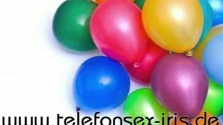 Iris looner Luftballonfetischisten