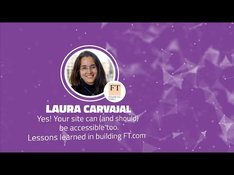 Shift 2017: Lessons learned in building FT.com - Laura Carvajal (The Financial Times‎)