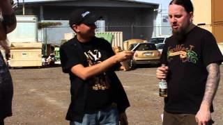 Interview with Mr. Seidel & Trollmannen of Trollfest