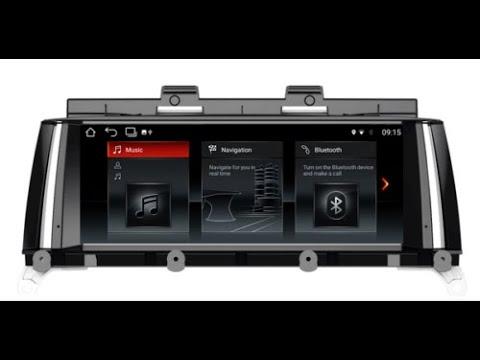 BMW X3 F25 2012. NBT Android  установка (подробно)