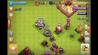 500 Wallbreakers and Thunder vs Troll Base....