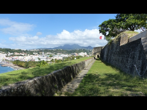 Martinique - Fort-de-France - Fort Saint-Louis