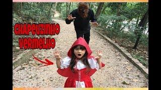 Chapeuzinho vermelho e o Lobo mau !!! (Historinha Infantil)-FINAL