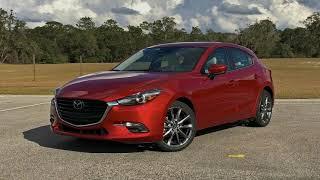 2018 Mazda3 Grand Touring - Driven Review
