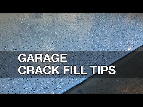 Garage Crack Fill Tips That Will Make You More Money