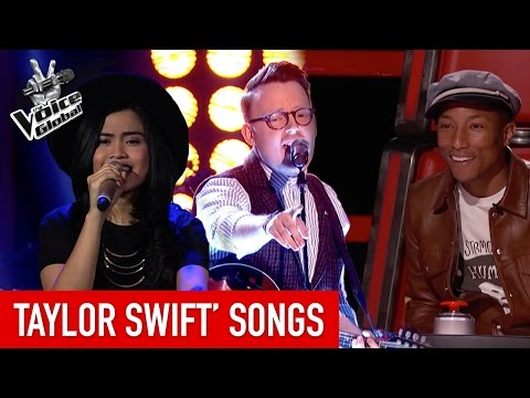The Voice | BEST 'Taylor Swift' performances