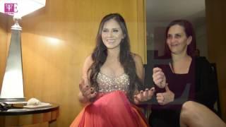 'خاص' بالفيديو.. ملكة جمال المكسيك ' سأروج عن جمال مصر فى كل مكان '