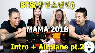 BTS(방탄소년단)_INTRO Perf. + Airplane pt.2 │2018 MAMA in HONG KONG 181214
