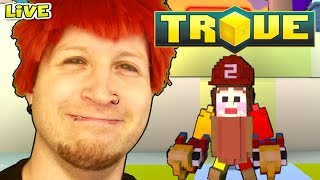 GRINDING THE DREAD MOUNT AGAIN! | Scythe Streams Trove - Stellar Giveaway & Pinata Party!