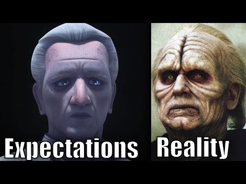 How the Empire Reacted to Seeing Palpatine's Real Face [Canon] - Star Wars Explained