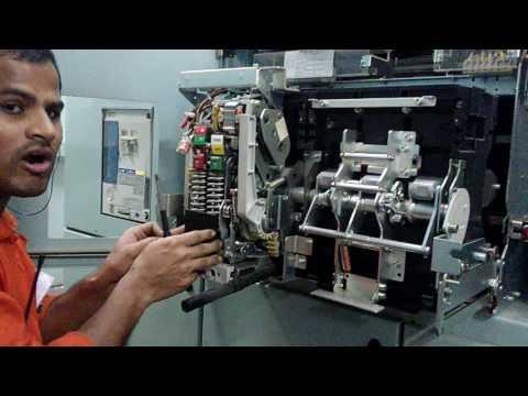 Electrical engineer- (ACB) air circuit breaker maintenance -part 2