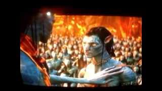 Avatar the Best Scene I will Fly with You