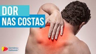 Na nas pungente costas pele dor