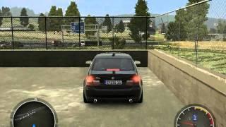 Crash Time 4 Game Play - لعبة سيارات كراش تايم فور