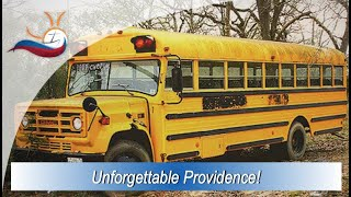 Unforgettable Providence!