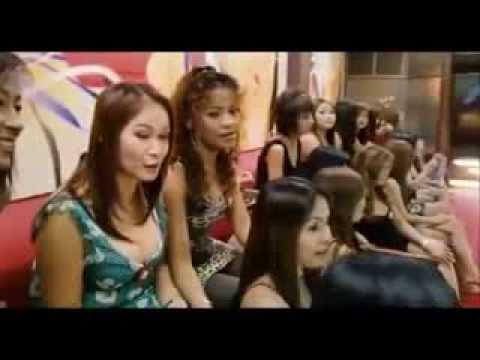 La vie quotidienne dans les salons de massage de Bangkok