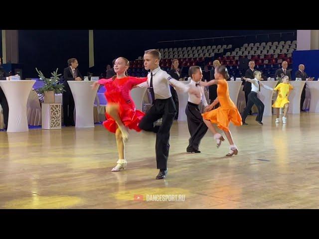 Дети-1, Сокращенное двоеборье / Кубок Клубных Команд Мoсквы 2019