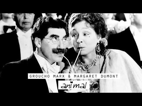 Animal [Groucho Marx & Margaret Dumont]