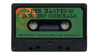 Ben Harper and The Innocente Criminals - The Fillmore - March 28, 2015 - Full Concet