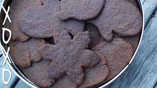 Swedish Ginger Snaps (pepperkakor)