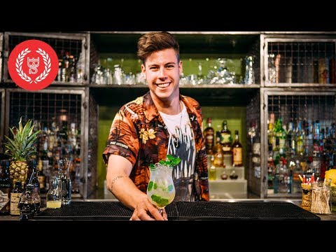 Internationaler Barkeeper Kurs - European Bartender School