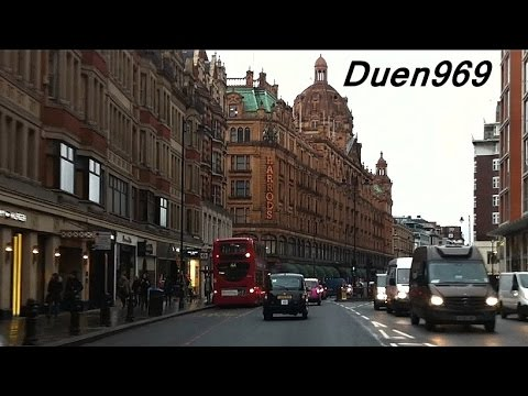London Streets (498.) - St. James's - Knightsbridge - Chelsea