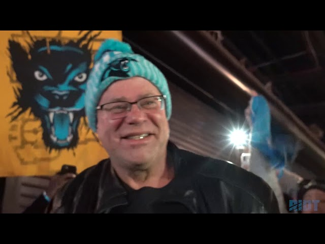 David Tepper Stops By The Roaring Riot's Steel City Takeover