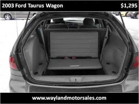 2003 ford taurus wagon used cars wayland mi youtube 2003 ford taurus wagon used cars wayland mi thecheapjerseys Images